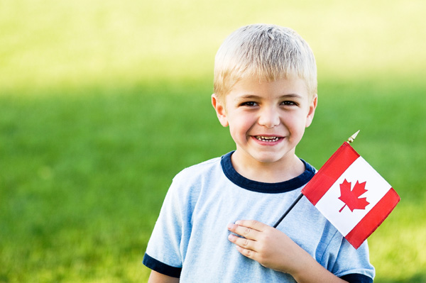 boy-canadian-flag