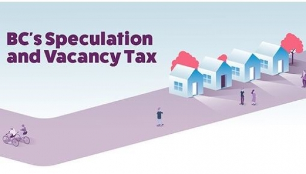 BC Speculation & Vacancy Tax