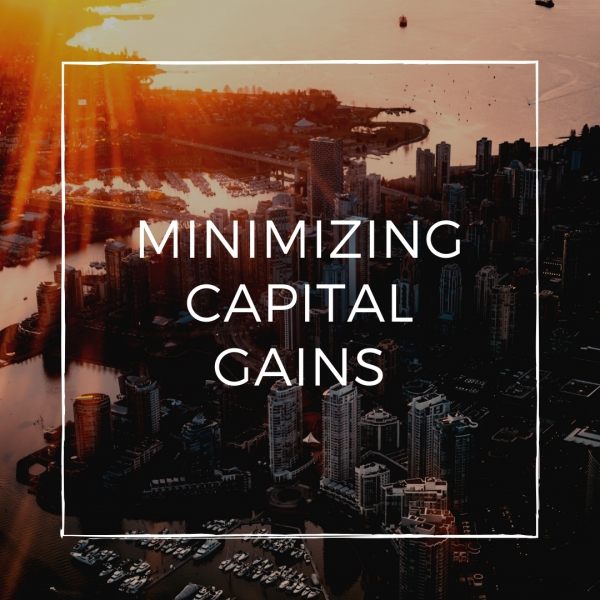 Minimizing Capital Gains on Inherited Property