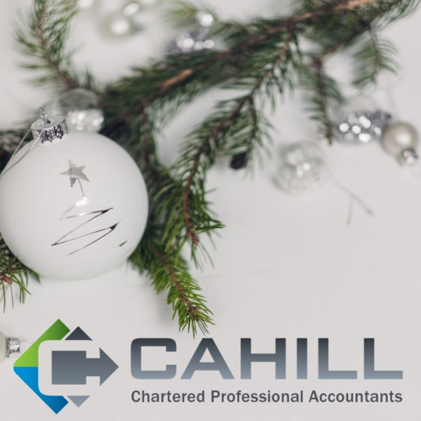 Merry Christmas from Cahill CPA