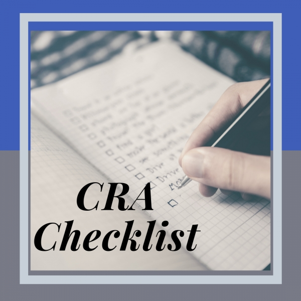 CRA Checklist For Small Business