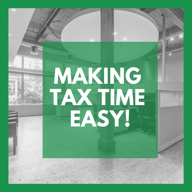 Your Easiest Tax Return Yet!