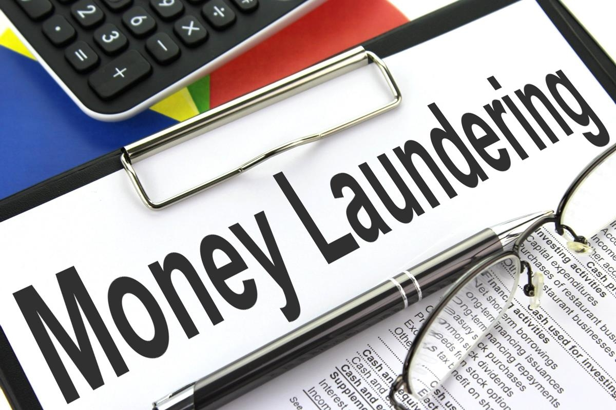 Money Laundering: Experience of a Mortgage Broker